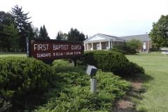 First Baptist Church - Williamston, MI