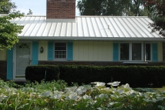 Standing Seam in Regal White