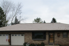 Oxford Metal Roofing Shingle in Buckskin