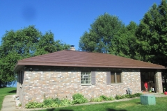 Oxford Metal Roofing Shingle in Caramel