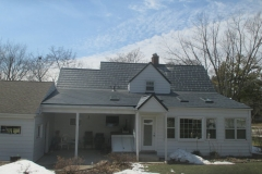 Oxford Metal Roofing Shingle in Vermont Slate