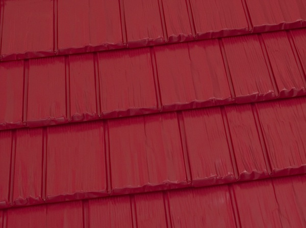 Red Roofing Shingles Amp Classic Red Asphalt Shingles Sc 1