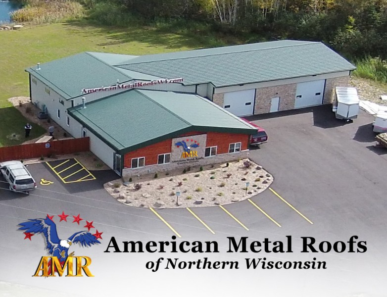 American Metal Roofs 4910 Veterans Ave Suamico WI, 54173 (920) 434 4200