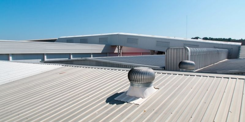 Reasons To Choose Commercial Metal Roofing
