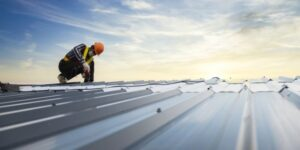 How to Safely Walk on a Metal Roof