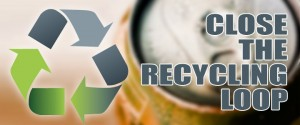 switch to a metal roof and close the recycling loop