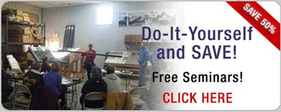save 50% DIY seminars