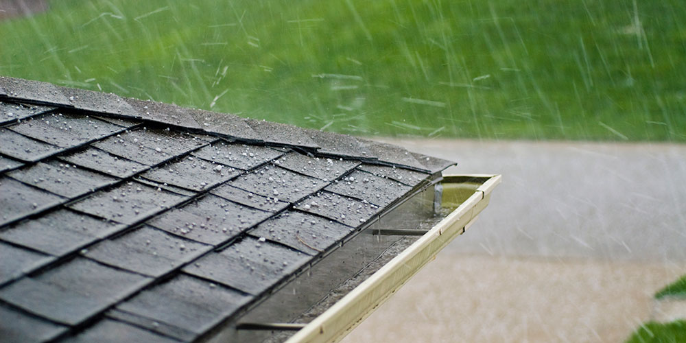 Metal Roofing When Hail Comes To Wisconsin