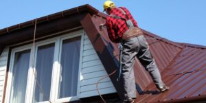 Tips on How To Paint a Metal Roof